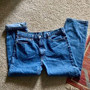 Men's Levi's 505 Jeans size 40x32